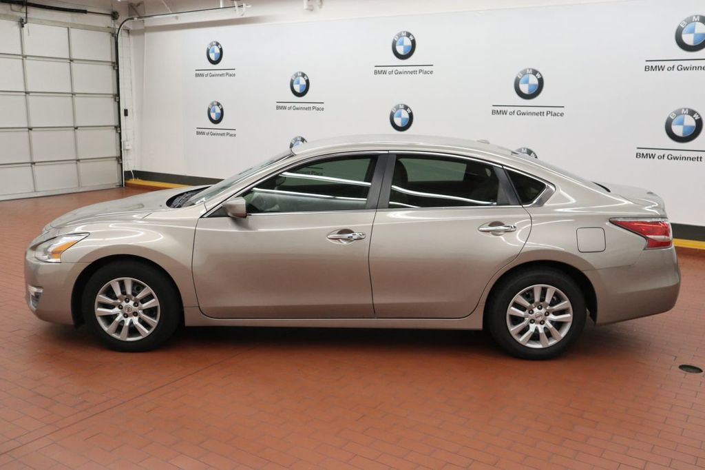 Pre-Owned 2014 Nissan Altima 4dr Sedan I4 2.5 S
