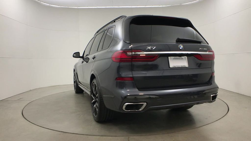 Certified Pre-Owned 2019 BMW X7 xDrive40i Sports Activity Vehicle