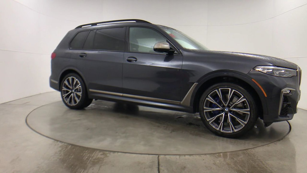 New 2020 BMW X7 M50i Sports Activity Vehicle