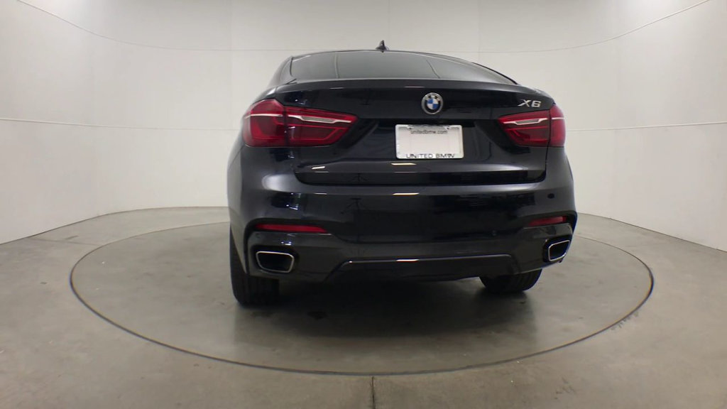 Certified Pre-Owned 2019 BMW X6 xDrive35i Sports Activity Coupe
