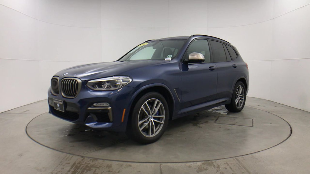 Certified Pre-Owned 2018 BMW X3 M40i Sports Activity Vehicle
