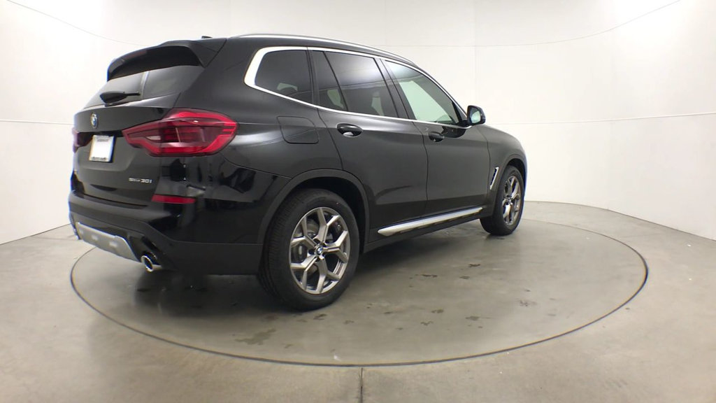 Pre-Owned 2020 BMW X3 SAV 30SI 4DR 30I SDRIVE