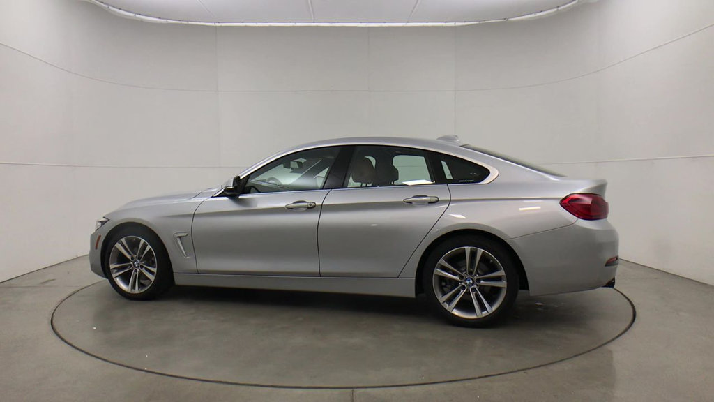 Certified Pre-Owned 2019 BMW 4 Series 430i Gran Coupe