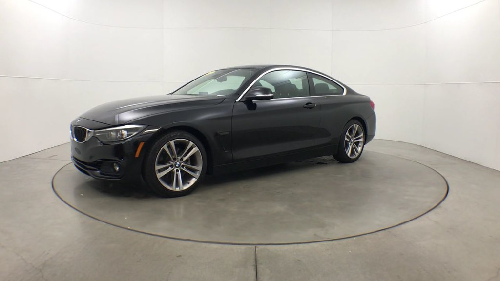 Certified Pre-Owned 2018 BMW 4 Series 430i
