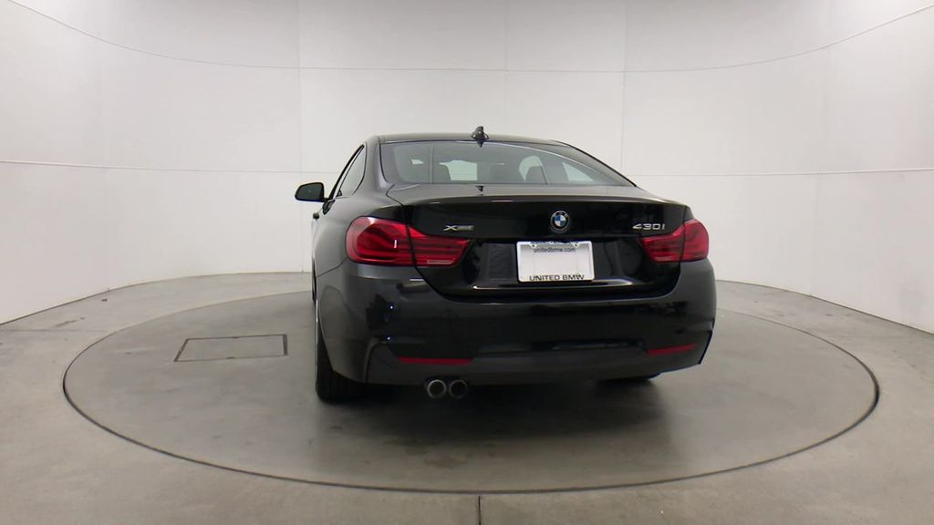 Certified Pre-Owned 2019 BMW 4 Series 430i xDrive