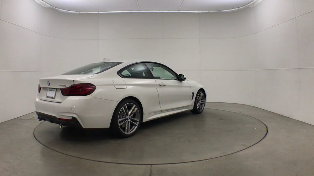 Pre-Owned 2020 BMW 4 Series 440i Coupe