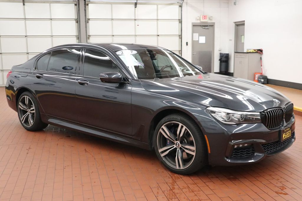 Pre-Owned 2017 BMW 7 Series 740i