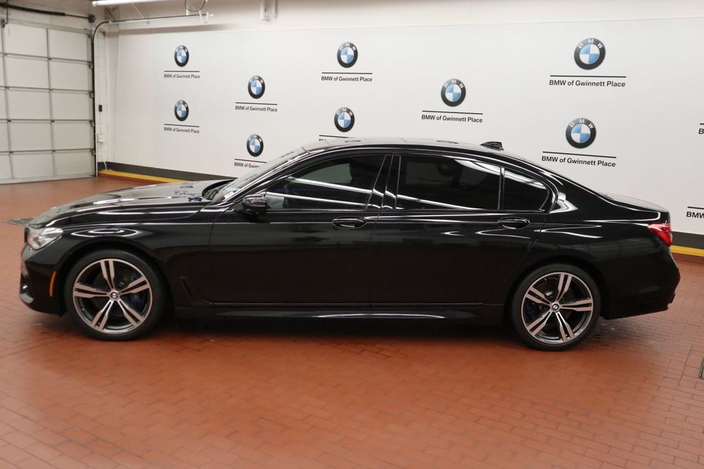 Certified Pre-Owned 2017 BMW 7 Series 750i