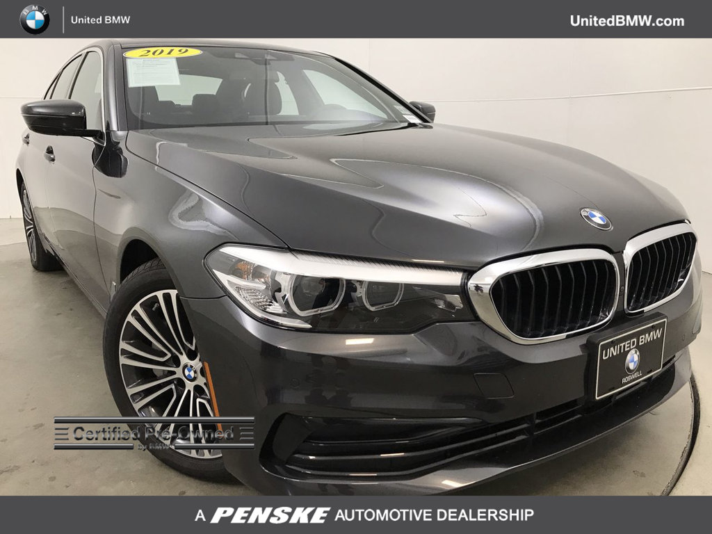 Certified Pre-Owned 2019 BMW 5 Series 530i