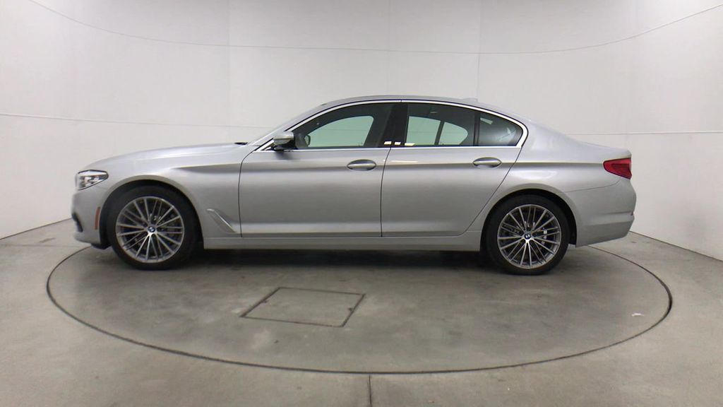 Certified Pre-Owned 2019 BMW 5 Series 530i xDrive