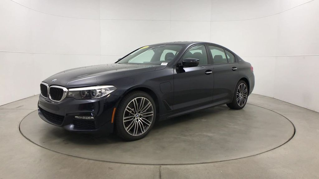 Certified Pre-Owned 2018 BMW 5 Series 530e iPerformance Plug-In Hybrid