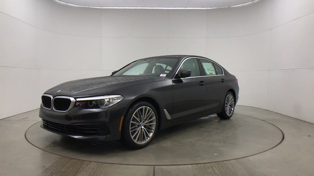 New 2020 BMW 5 Series 540i
