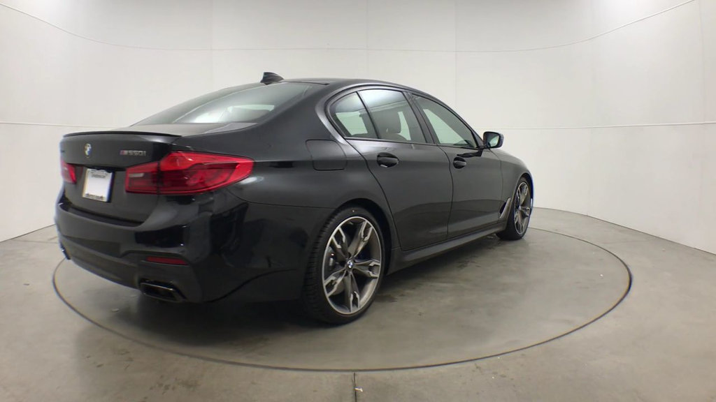 New 2020 BMW M550I XDRIVE 4DR SDN M550I XDRIVE