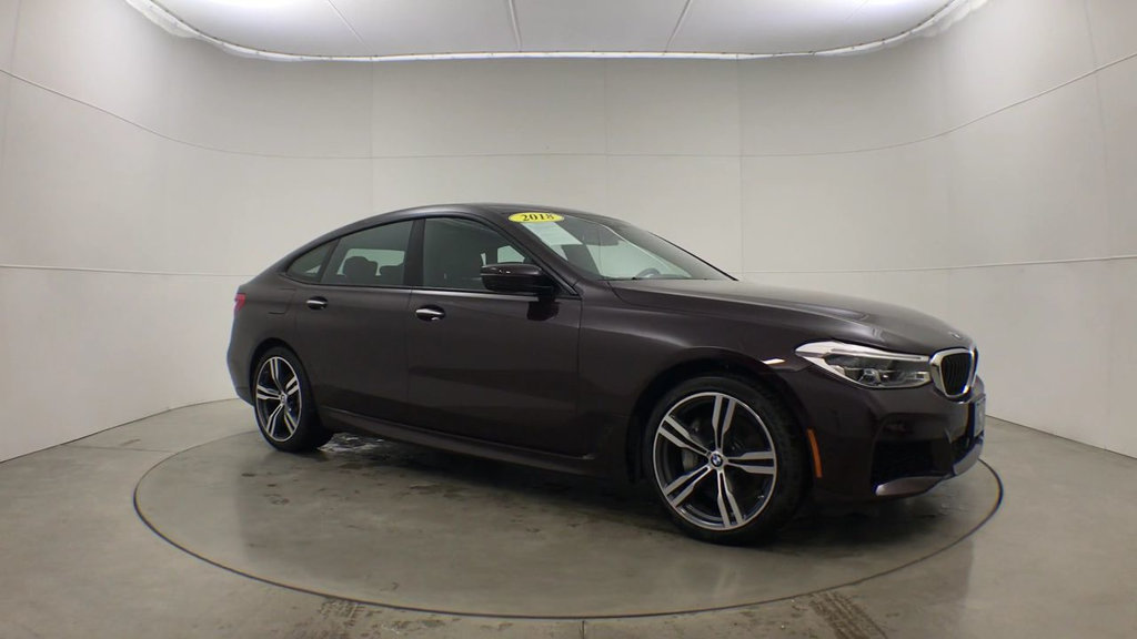 Certified Pre-Owned 2018 BMW 6 Series 640i xDrive Gran Turismo