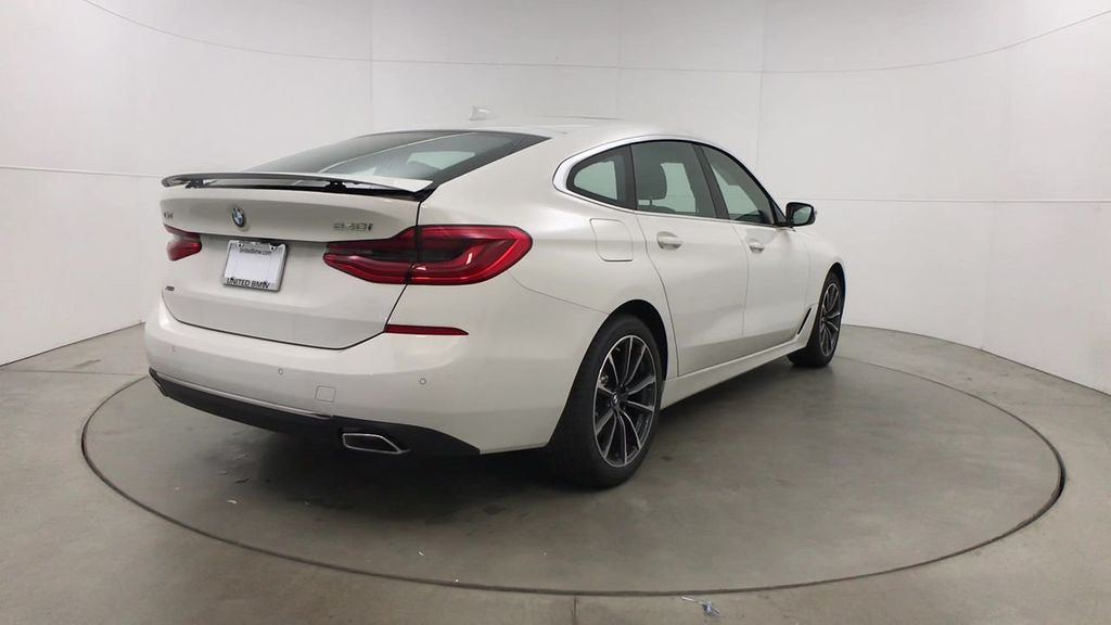 Certified Pre-Owned 2019 BMW 6 Series 640i xDrive Gran Turismo