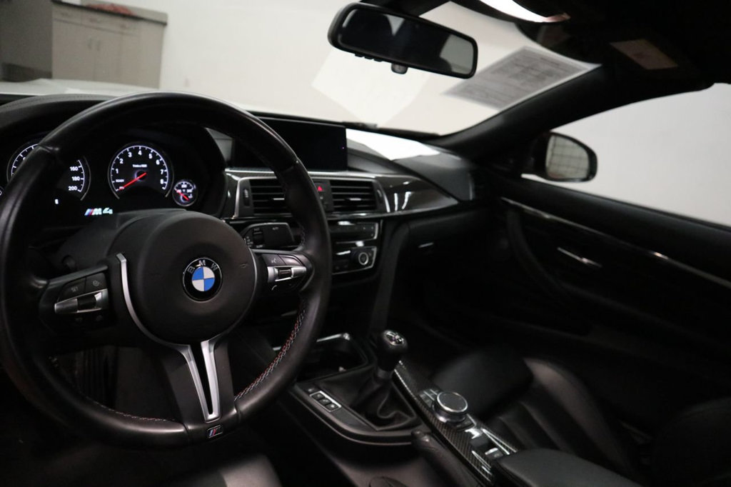 Certified Pre-Owned 2018 BMW M4