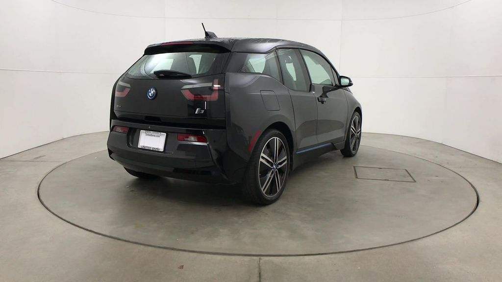 Pre-Owned 2015 BMW i3 Hatchback